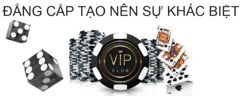ระดับ VIP และข้อเสนอพิเศษสำหรับสมาชิก VIP ที่ W88