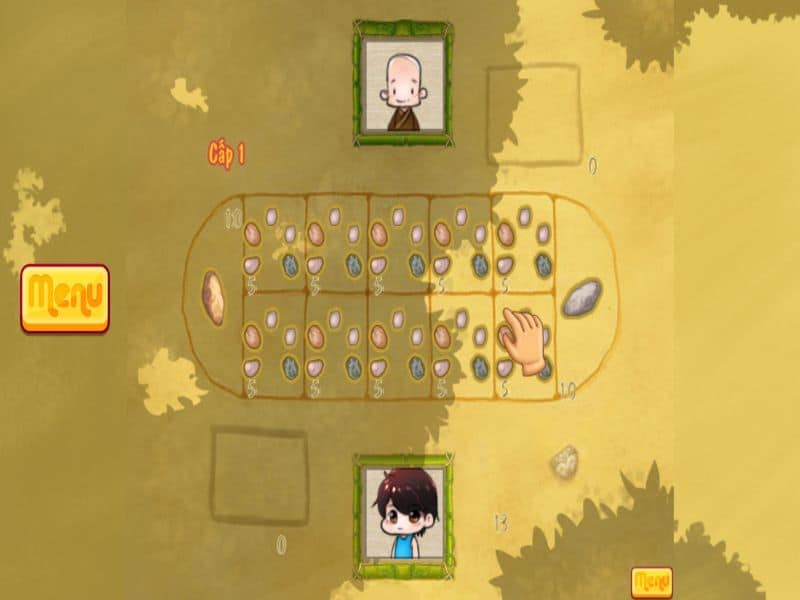 ผู้เล่นต้องคำนวณการเคลื่อนไหวแต่ละครั้งอย่างรอบคอบ