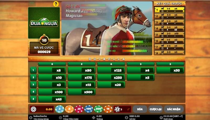 เกมแข่งม้า - วิธีเดิมพันการแข่งม้าออนไลน์ที่บ้าน W88 นั้นร้อนแรงมาก