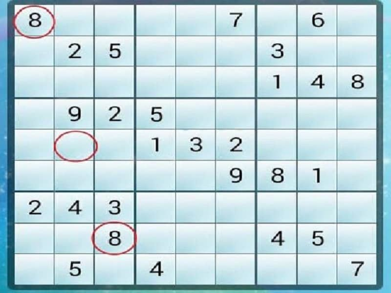 Sudoku คืออะไร?  คำแนะนำในการเล่น Sudoku สุดฮอตสำหรับมือใหม่