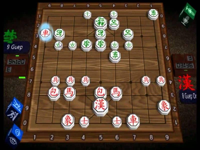 คำแนะนำในการเล่นหมากรุกเกาหลีสำหรับมือใหม่