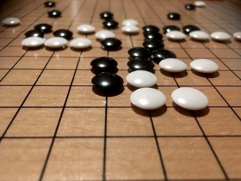 Go เป็นเกมลับสมองที่เก่าแก่ที่สุด