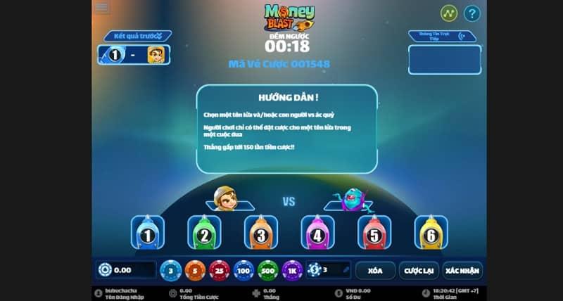 Money Blast คืออะไร?  วิธีเล่นเกม Money Blast ที่ W88