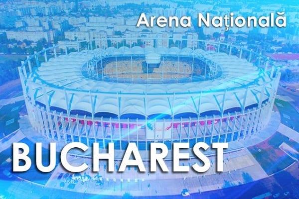 การสังเคราะห์สนามกีฬา 12 แห่งเพื่อจัดยูโร 2020