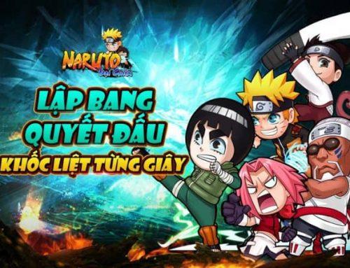 วิธีเล่นเกม Naruto Great War บนโทรศัพท์ของคุณให้ดี