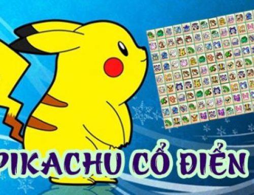 วิธีเล่นเกมคลาสสิก Pikachu (เกมจับคู่สัตว์)