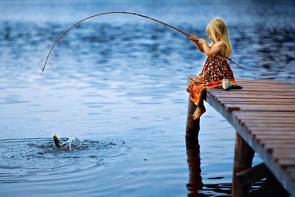 คุณใฝ่ฝันที่จะจับปลาอะไร?  ส่งสัญญาณอะไร?